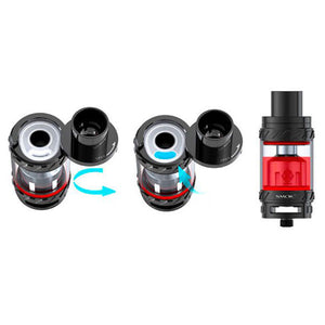 SMOK TFV12 SUB Ohm Tank RBA Version - 6ml