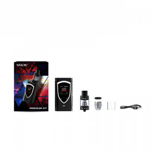 SMOK ProColor 225W TC Kit mit TFV8 Big Baby Verdampfer - 5ml
