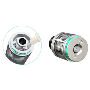 WISMEC Cylin Plus RTA/RDA Tank Verdampfer - 3,5ml