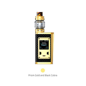 SMOK Majesty 225W Luxe Edition Kit Cobra Harz Version mit TFV12 Prince Tank - 8ML