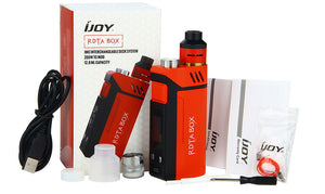 IJOY RDTA BOX 200W Full Kit - 12,8ml