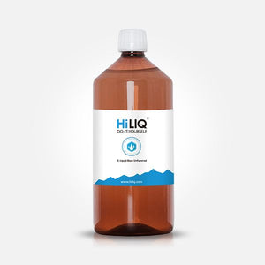 HiLIQ Unflavored PG VG Base 0MG 1 Liter