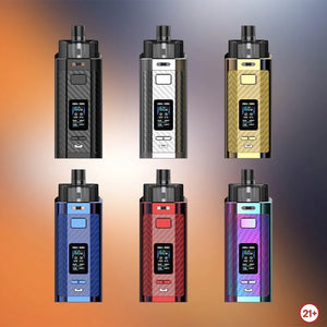 SMOK RPM160 Dual 18650 160W Pod Mod Kit 5ml