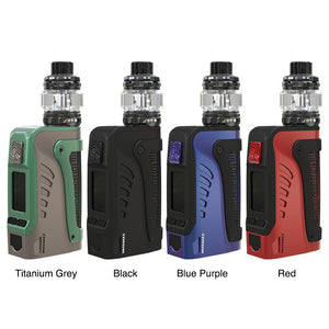 Wismec Reuleaux Tinker 2 Kit 200W mit Trough Verdampfer 6.5ml