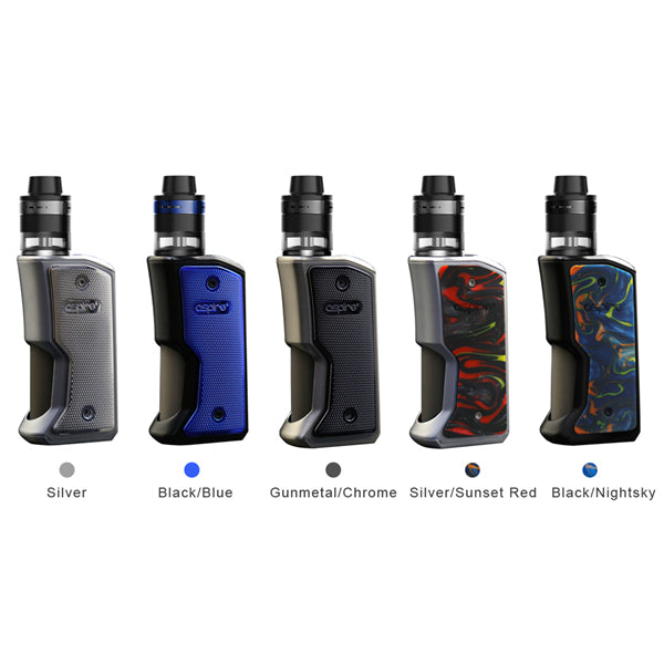 Aspire Feedlink Revvo Squonk Kit mit Revvo Boost Verdampfer - 7ml