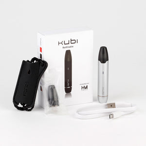 Hotcig Kubi Refillable Pod System Kit 550mAh