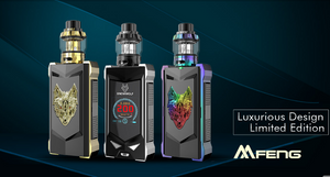 Snowwolf Mfeng 200W TC Starter Set Limited Edition