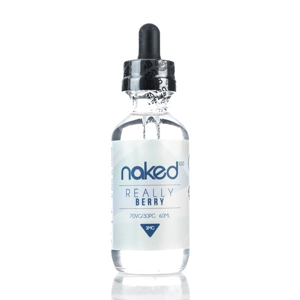 60 ml NAKED 100 REALLY BERRY E-Flüssigkeit (E-liquid) (70VG/30PG)