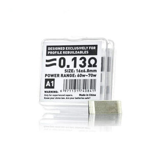 OFRF nexMESH Replacement Coil 0,13ohm 10 Stück/Packung