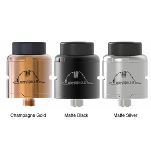 Oumier Armadillo RDA Atomizer Verdampfer 24mm