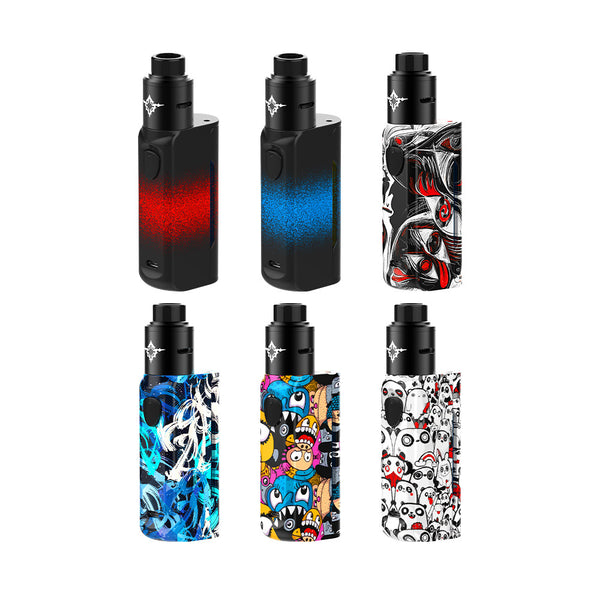 Rincoe Manto Mini RDA 90W Kit mit Metis RDA Verdampfer