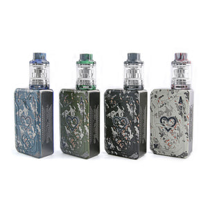 Teslacigs Poker 218 Kit mit Resin 2ml Verdampfer