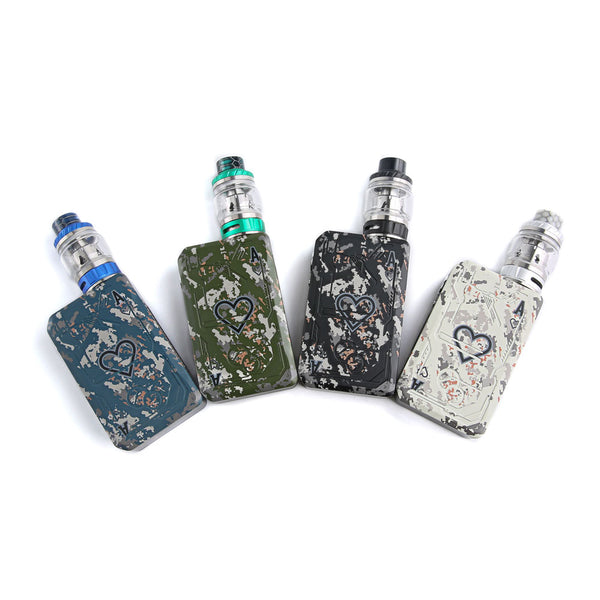 Teslacigs Poker 218 Kit mit Resin Tallica Mini Verdampfer 4ml/6ml