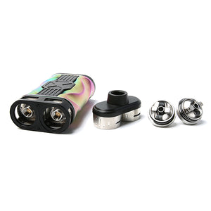 Teslacigs CP COUPLES 220W Kit mit Dual CP Couples RDTA Tanks - 8ml