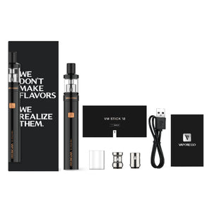 Vaporesso VM 18 STICK AIO Kit 1200mah & 2ml