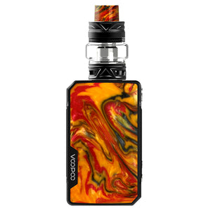 VOOPOO Drag Mini 4400mAh 177W Starter Kit mit Uforce T2 Verdampfer - 5ml