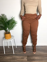 Load image into Gallery viewer, Solid High-Waist Pants