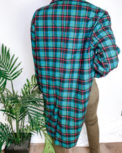 Load image into Gallery viewer, Ready For Whatever Plaid Jacket