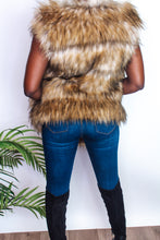 Load image into Gallery viewer, The Rich Bish Fur Vest