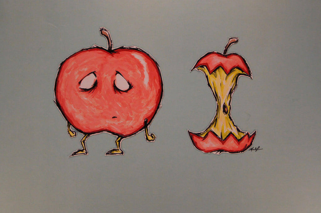 Sad Apples