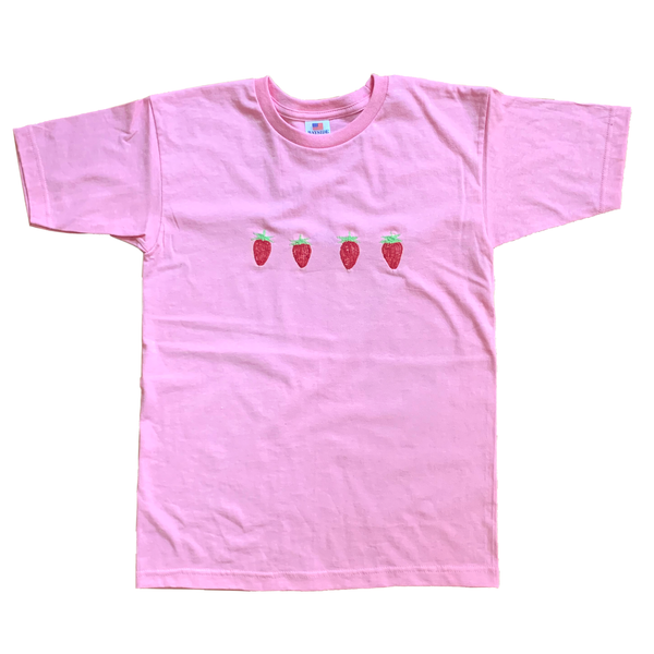 Embroidered Tee - Small