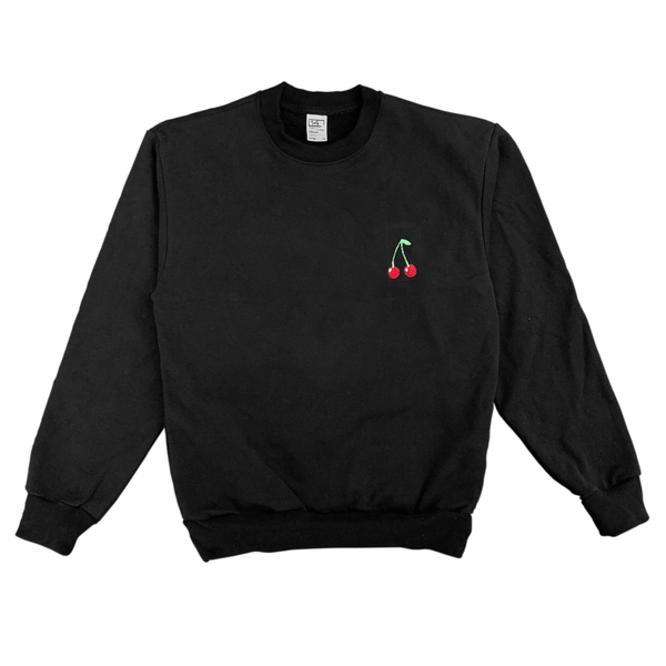 Embroidered Crew Neck - 2XL