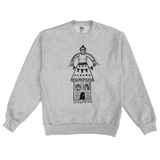 Embroidered Crew Neck - Small