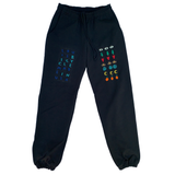 Embroidered Sweatpants - XS-2XL