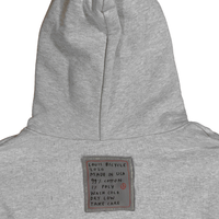 Embroidered Color Swap Hoodie - XL