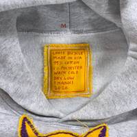 Embroidered Color Swap Hoodie - Medium