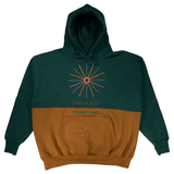 Embroidered Hoodie - XL