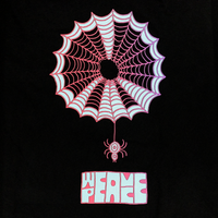 Peace Weaver Long Sleeve Tee - XS S M L XL 2XL