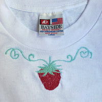 Embroidered Pocket Tee - Large