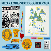 MEG X LOUIS VIBE BOOSTER PACK