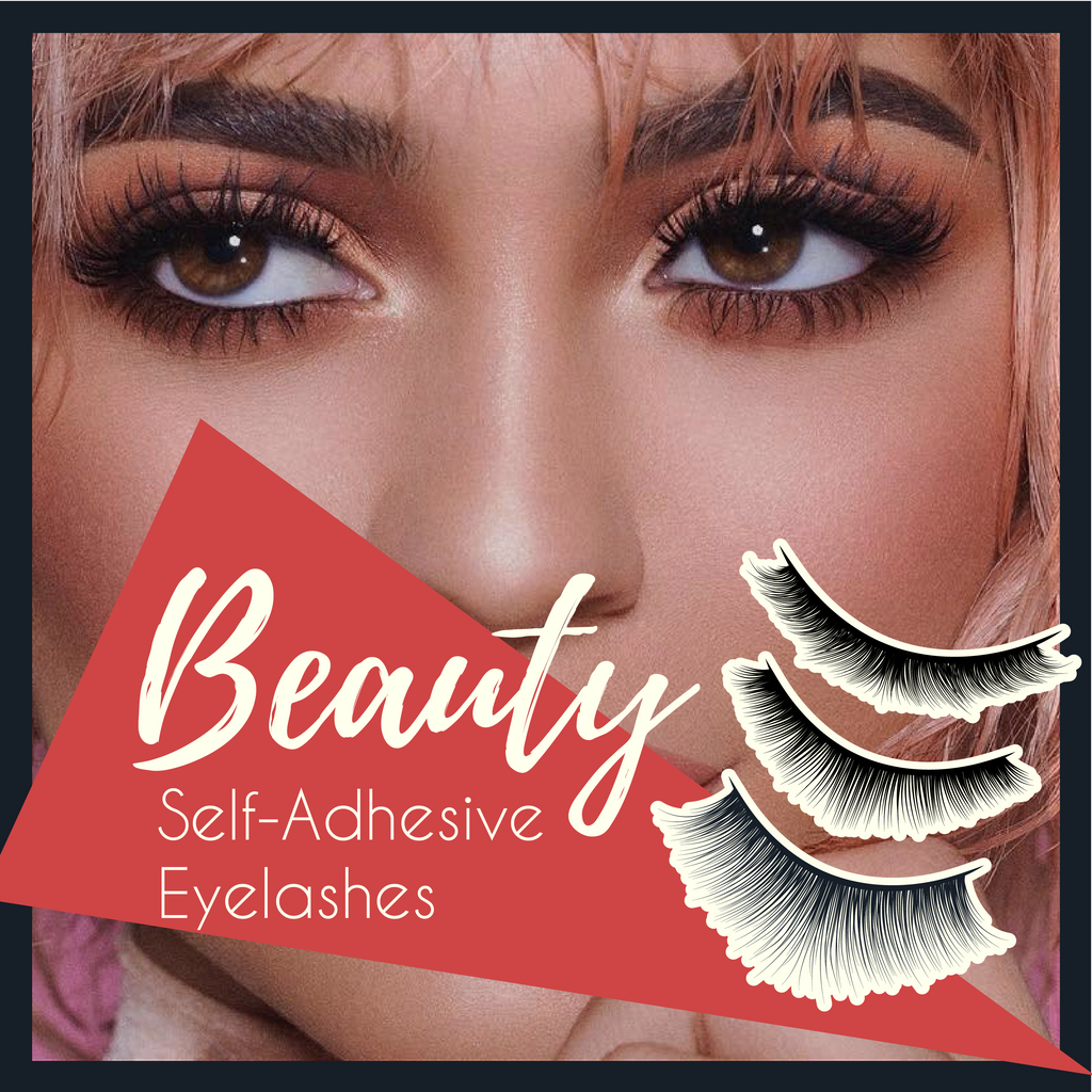 Beauty Self-Adhesive Eyelashes