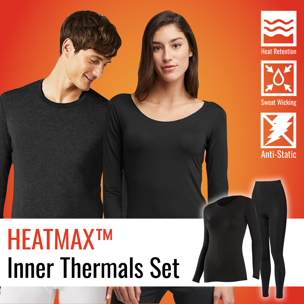 HeatMax™ Inner Thermals Set