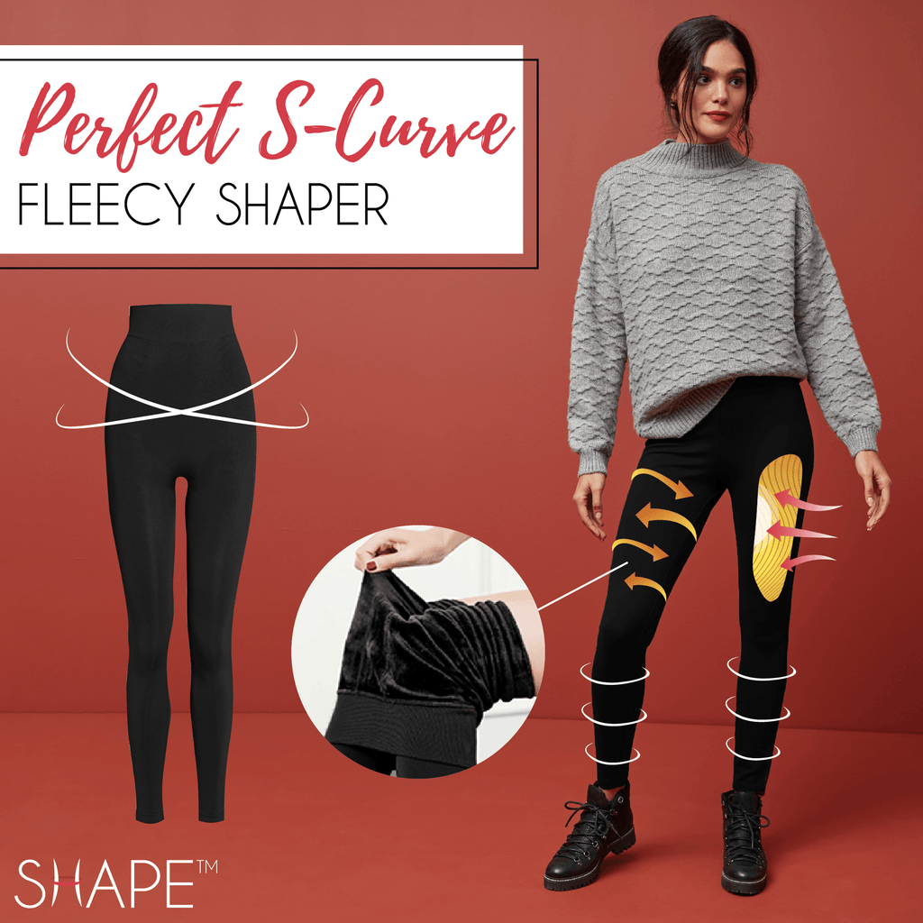 Perfect S-Curve Fleecy Shaper