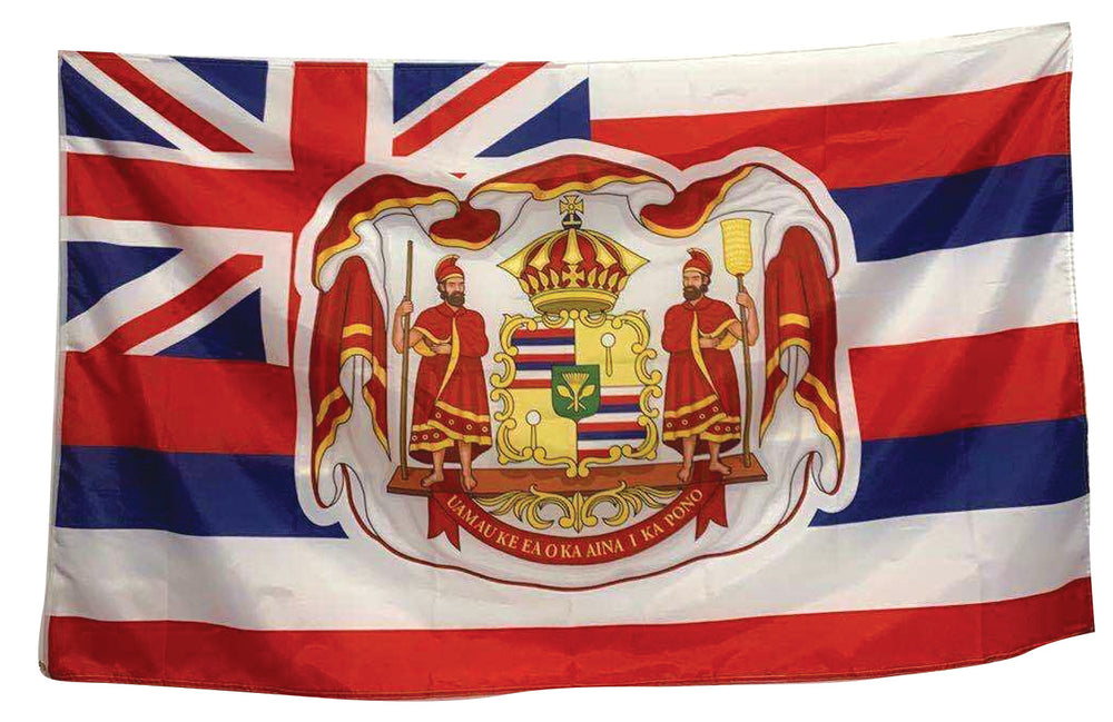 Coat of Arms Flag 3ft by 5 ft Polyester