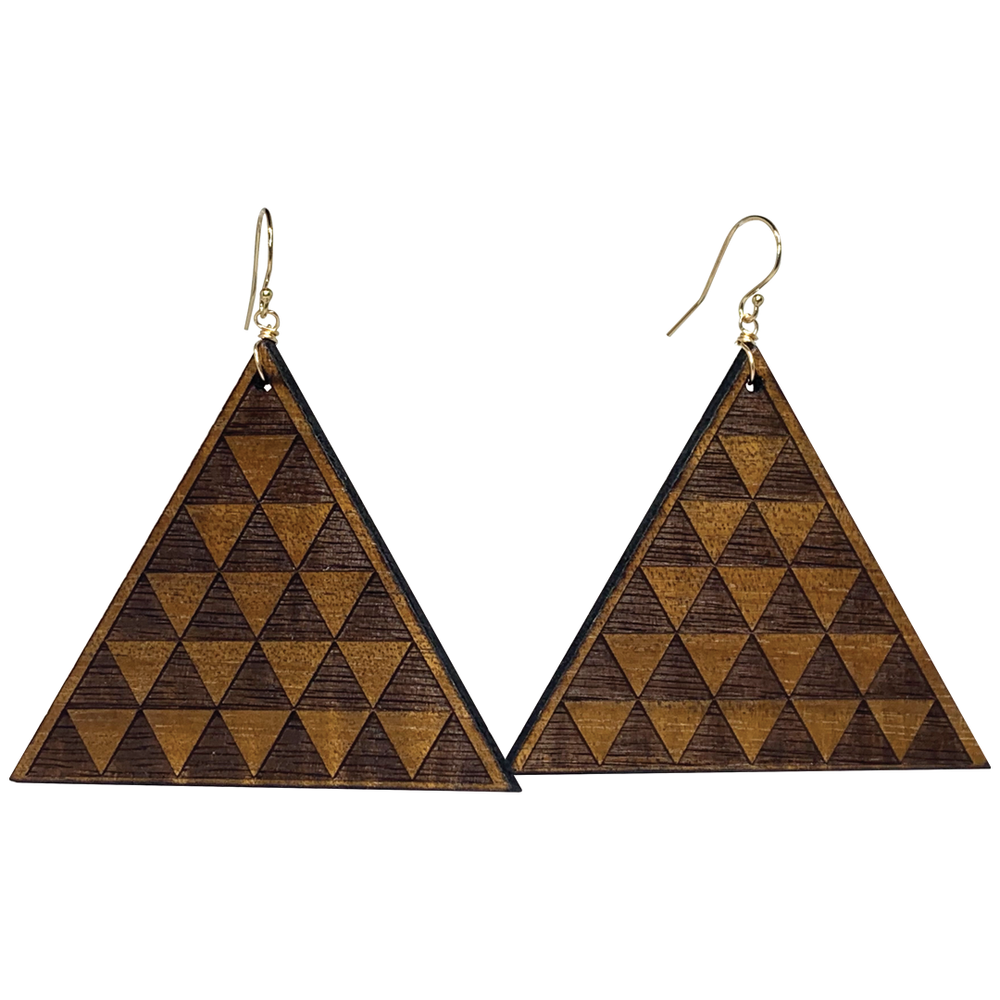 Mauna Koa Earrings