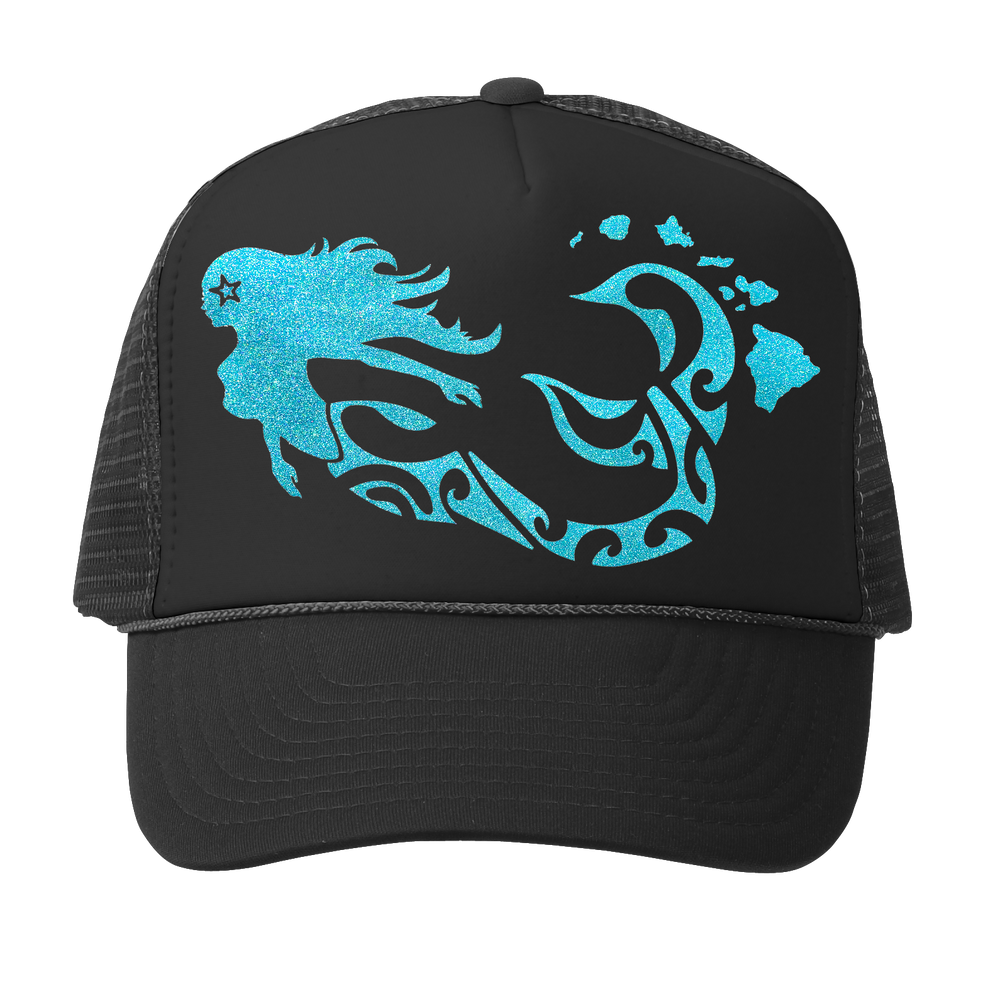 Mermaid Meshback (Multiple Colors Available)