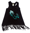 Infant Mermaid Fringe Dress (6MO-24MO)