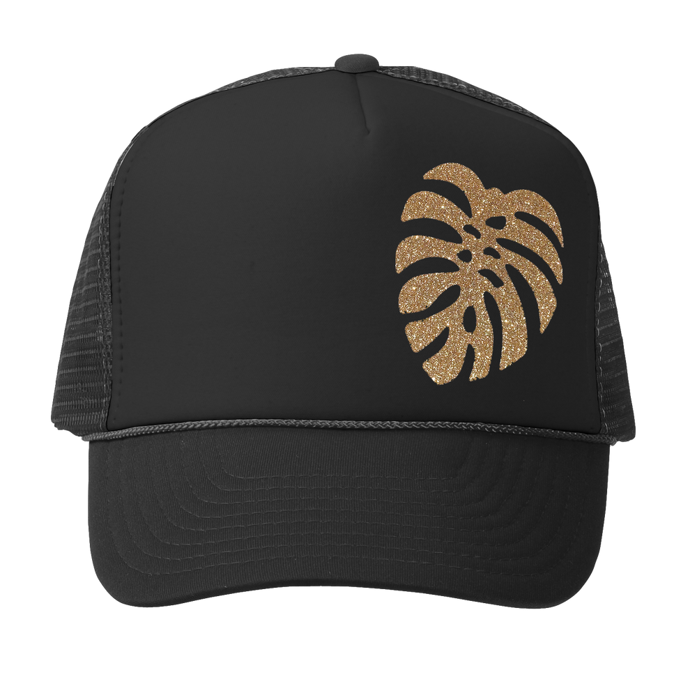 Monstera Meshback (Multiple Colors Available)