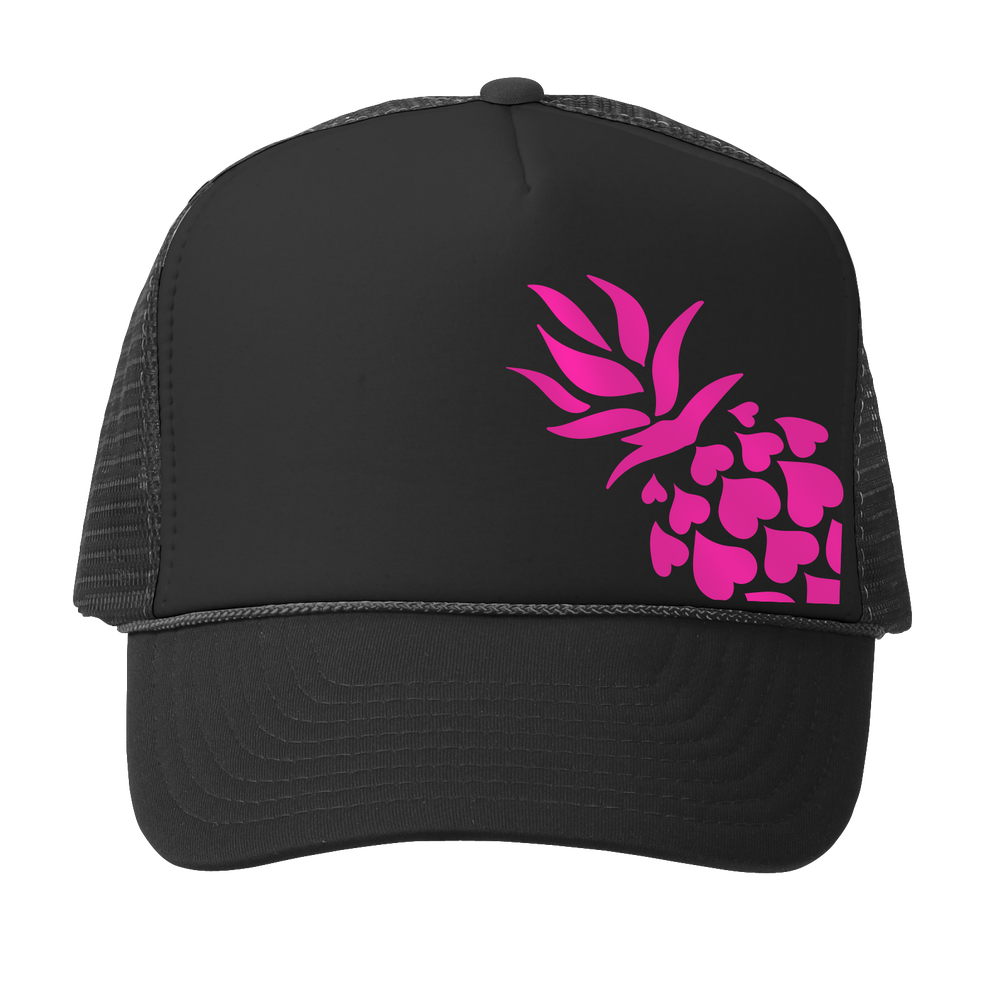 Pineapple Meshback (Multiple Colors Available)