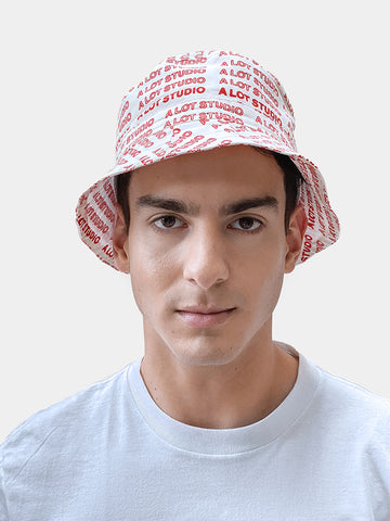 AIRPORT BUCKET HAT