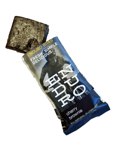 Enduro Bites Cherry Brownie Nutrition Enduro Bites