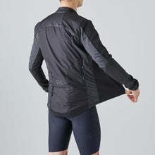 Load image into Gallery viewer, Givelo Mens Black Quick Free Gecko Jacket Jackets Givelo
