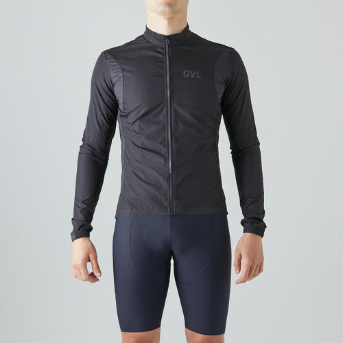 Givelo Mens Black Quick Free Gecko Jacket Jackets Givelo