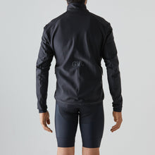 Load image into Gallery viewer, Givelo Mens Black Thermal Jacket Jackets Givelo