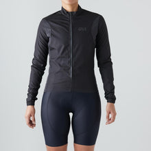 Load image into Gallery viewer, Givelo Womens Black Quick Free Gecko Jacket Jackets Givelo