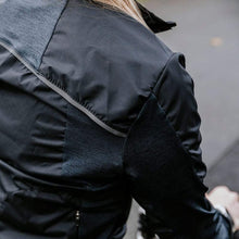 Load image into Gallery viewer, Givelo Womens Black Quick Free Wind Jacket Jackets Givelo
